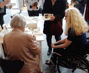 Literaturblog-Veranstaltungen-Ingrid Noll signiert 2