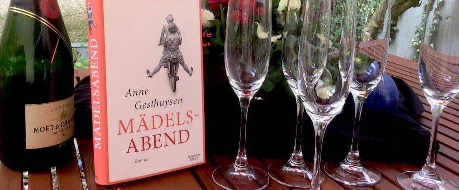 Literaturblog Mädelsabend Anne Gesthuysen