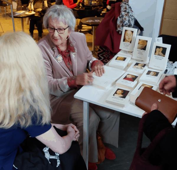 Literaturblog - Veranstaltung -Ingrid