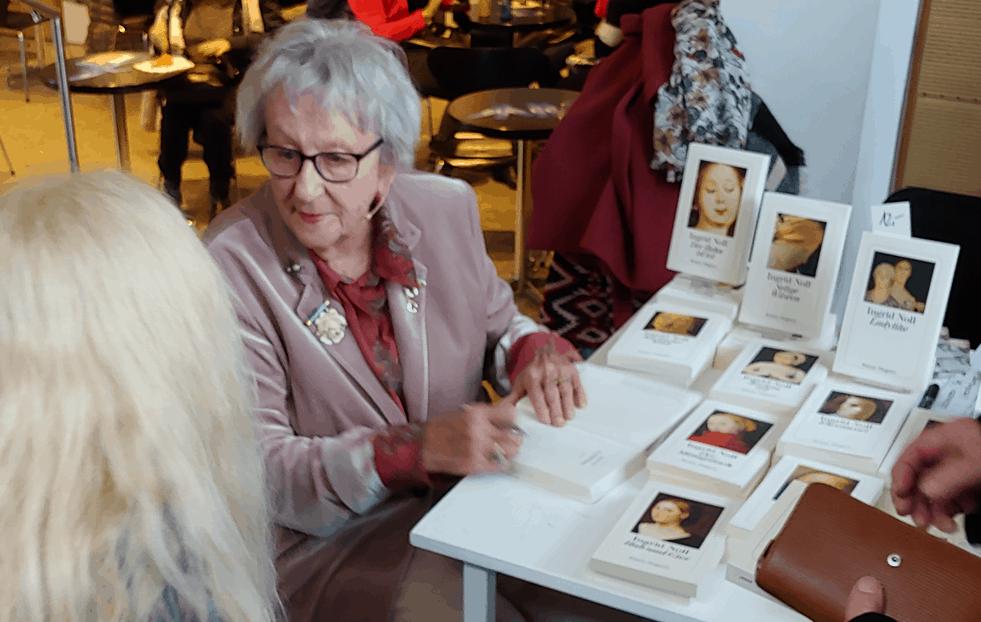 Literaturblog Veranstaltungen Ingrid Noll