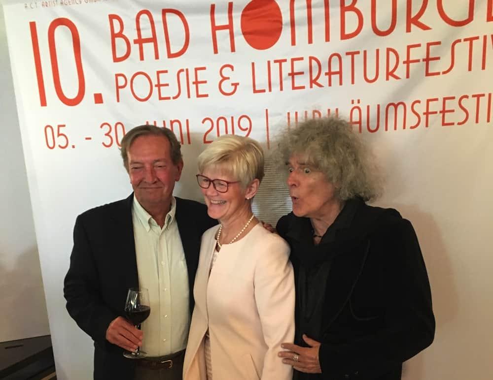 Martin Walker in Bad Homburg