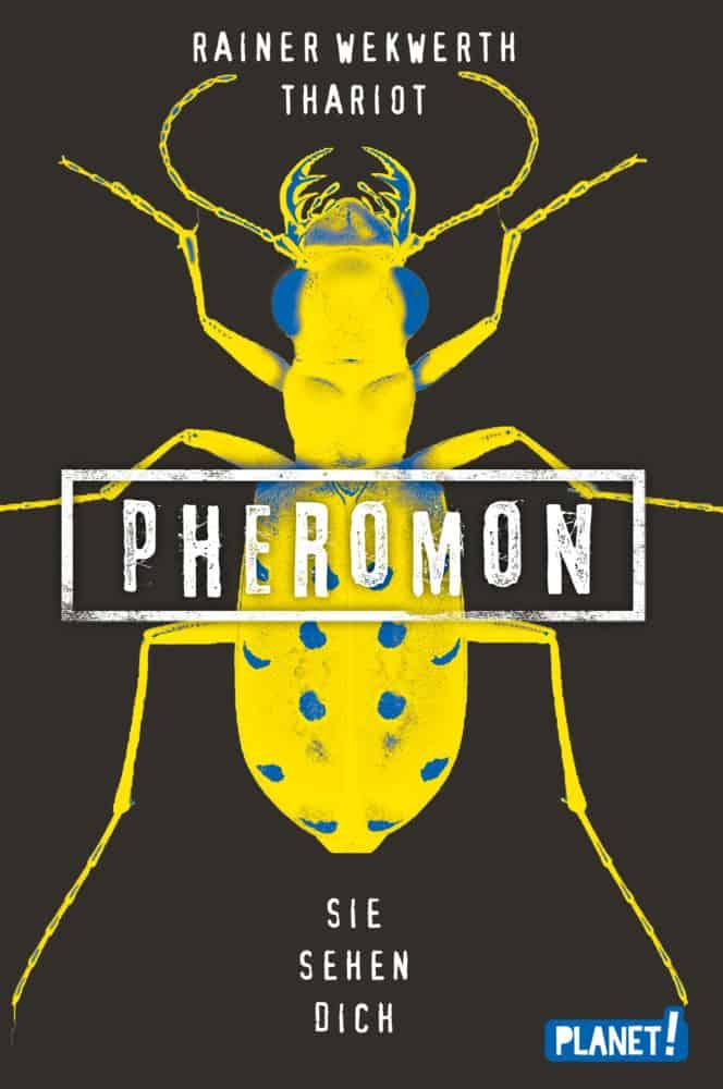 Pheromon 2 sie sehen dich Literaturblog