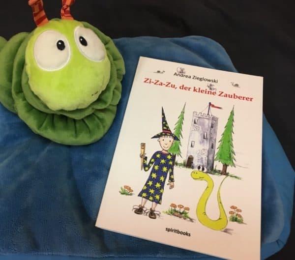 Buchmesse Der kleine Zauberer Zieglowski
