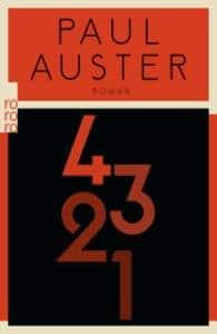 """leseliste """"4-3-2-1"""" von Paul Auster"""