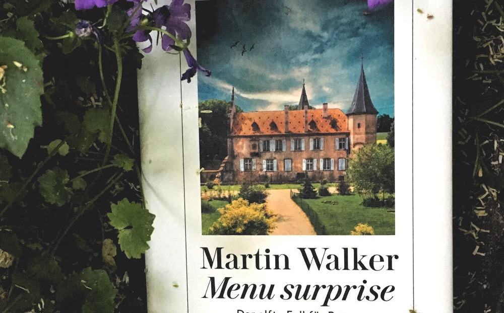 martin walker menu surprise