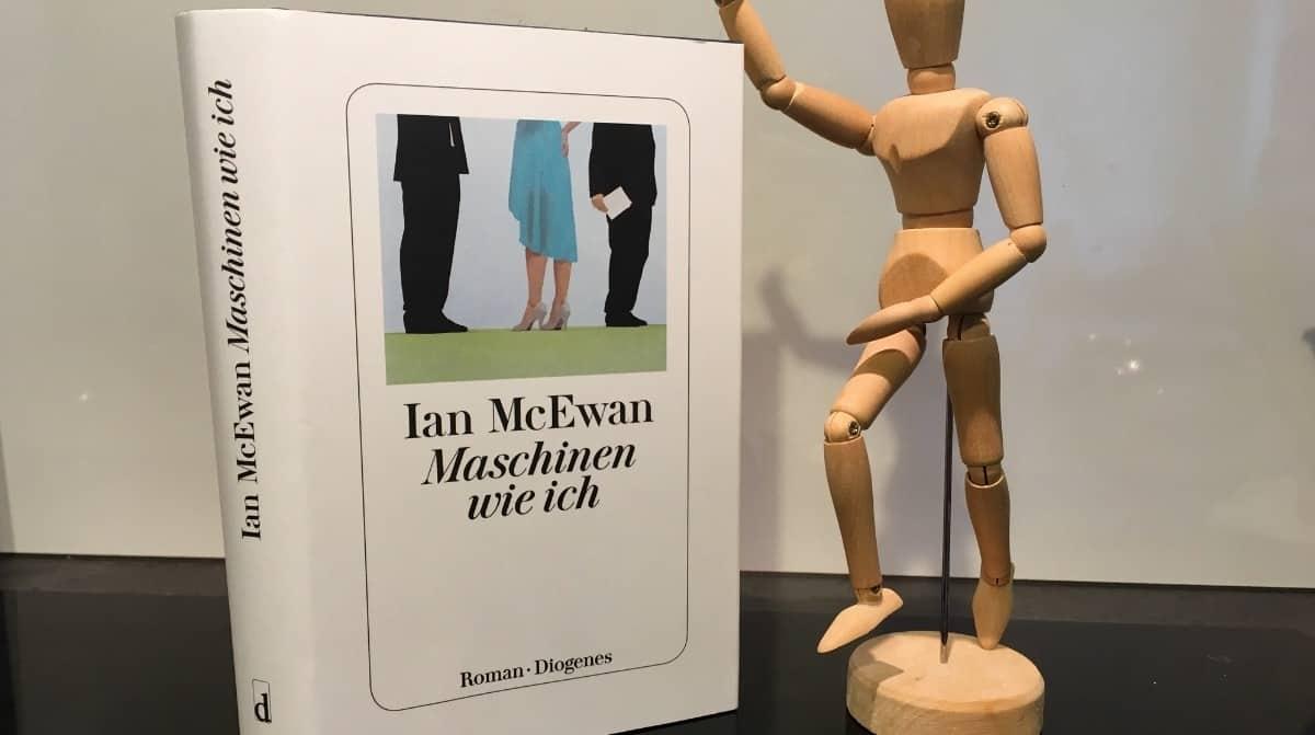 Maschinen wie ich Ean McEwan