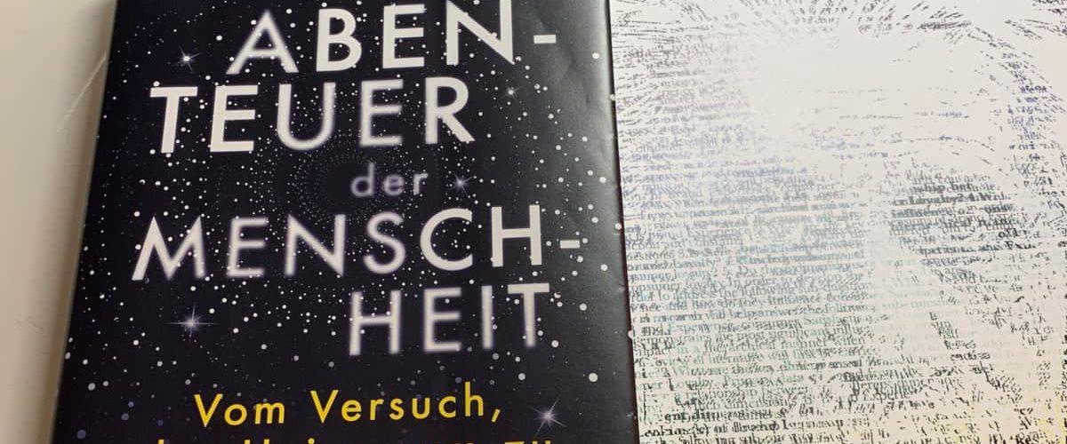"""""""Das größte Abenteuer der Menschheit"""" Lawrence M. Krauss"""