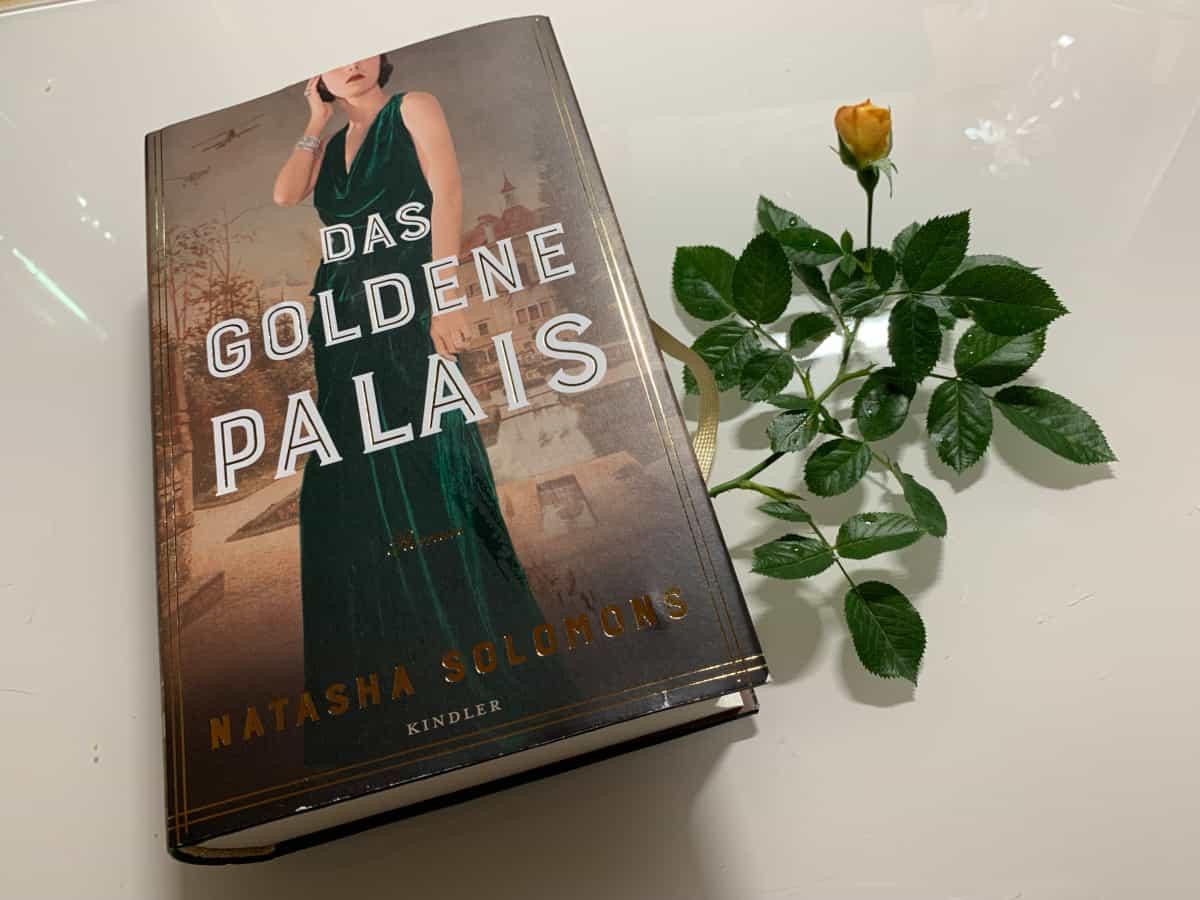 das goldene Palais Natascha Salomons