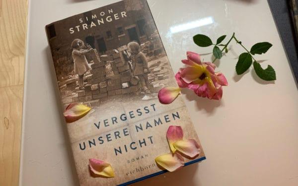 Vergesst unsere Namen nicht Simon Stranger