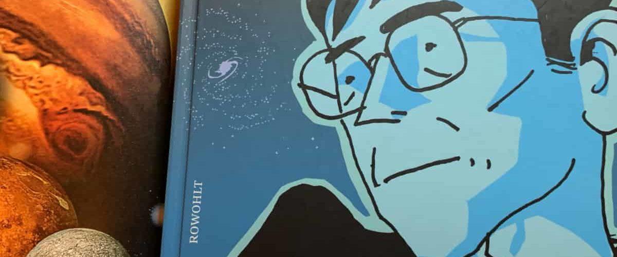 """Hawking"" Jim Ottaviani, Leland Myrick (Rezension)"