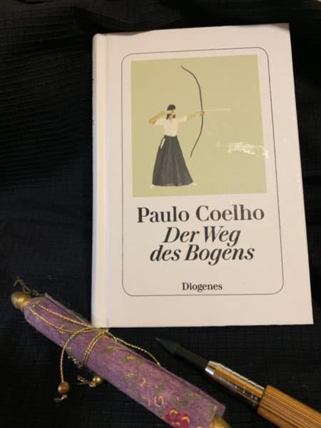 Der Weg des Bogens Paulo Coelho Titelbild