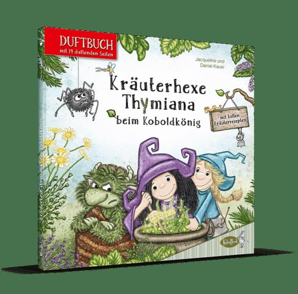 Kräuterhexe Thymiana