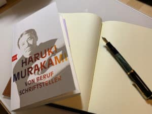 Haruki Murakami Von Beruf Schriftsteller Titelbild