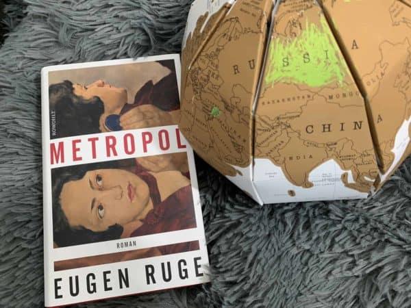 Eugen Ruge - Metropol Weltkugel
