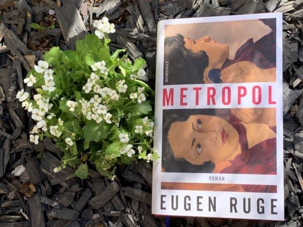 Eugen Ruge weiße Blumen