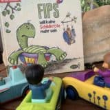 Fips will keine Schildkröte mehr sein
