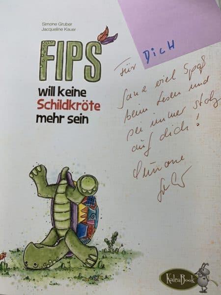 """""""Fips will keine Schildkröte mehr sein"""" Simone Gruber und Jacqueline Kauer 1"""