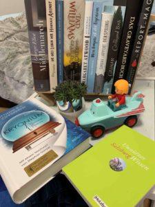 Neue Bücher April 2020 Lesen mit Corona