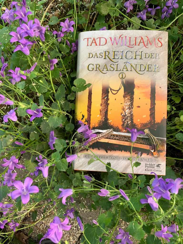 Rezension Das Reich der Grasländer Titelbild