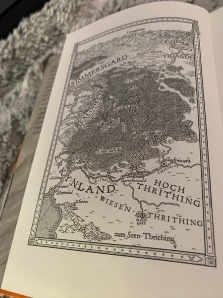 Das Reich der Grasländer Karten