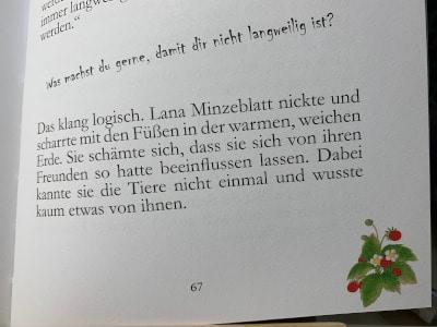 """Lana Minzeblatt"" Claudia Gogolin 2"