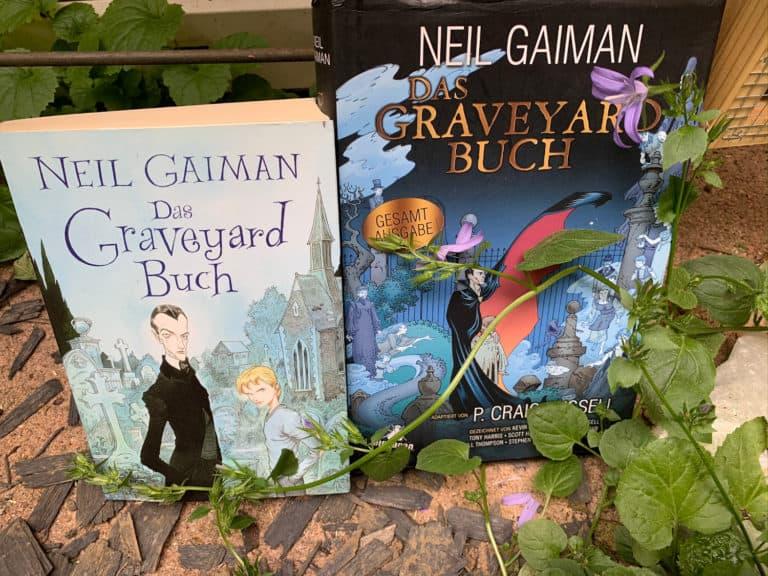 Das Graveyard Buch Neil Gaiman