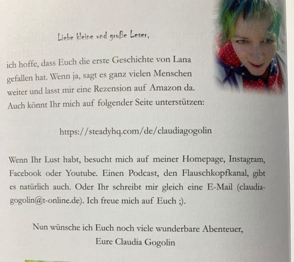 """Lana Minzeblatt"" Claudia Gogolin 3"