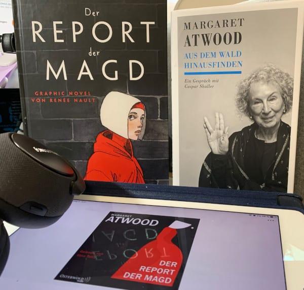 Der Report der Magd - Margaret Atwood - Aus dem Wald herausfinden