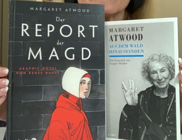 Die Zeuginnen, der Report der Magd, Kampa Verlag Margaret Atwood