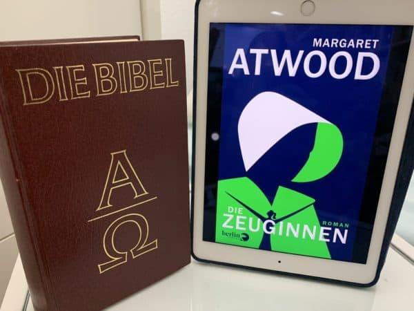 """""""Die Zeuginnen"""" Margaret Atwood"""