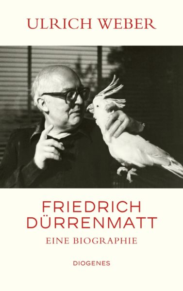 Friedrich Dürrenmatt. Eine Biographie. Ulrich Weber