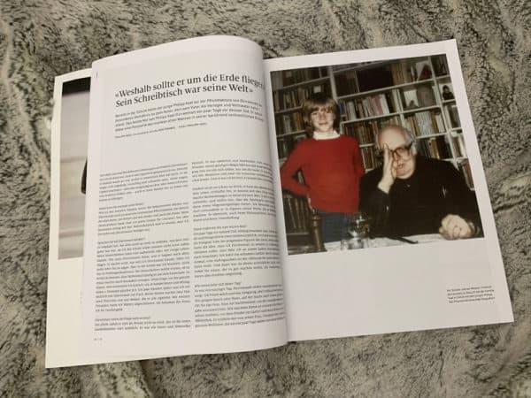Friedrich Dürrenmatt - Ulrich Weber - Biographie