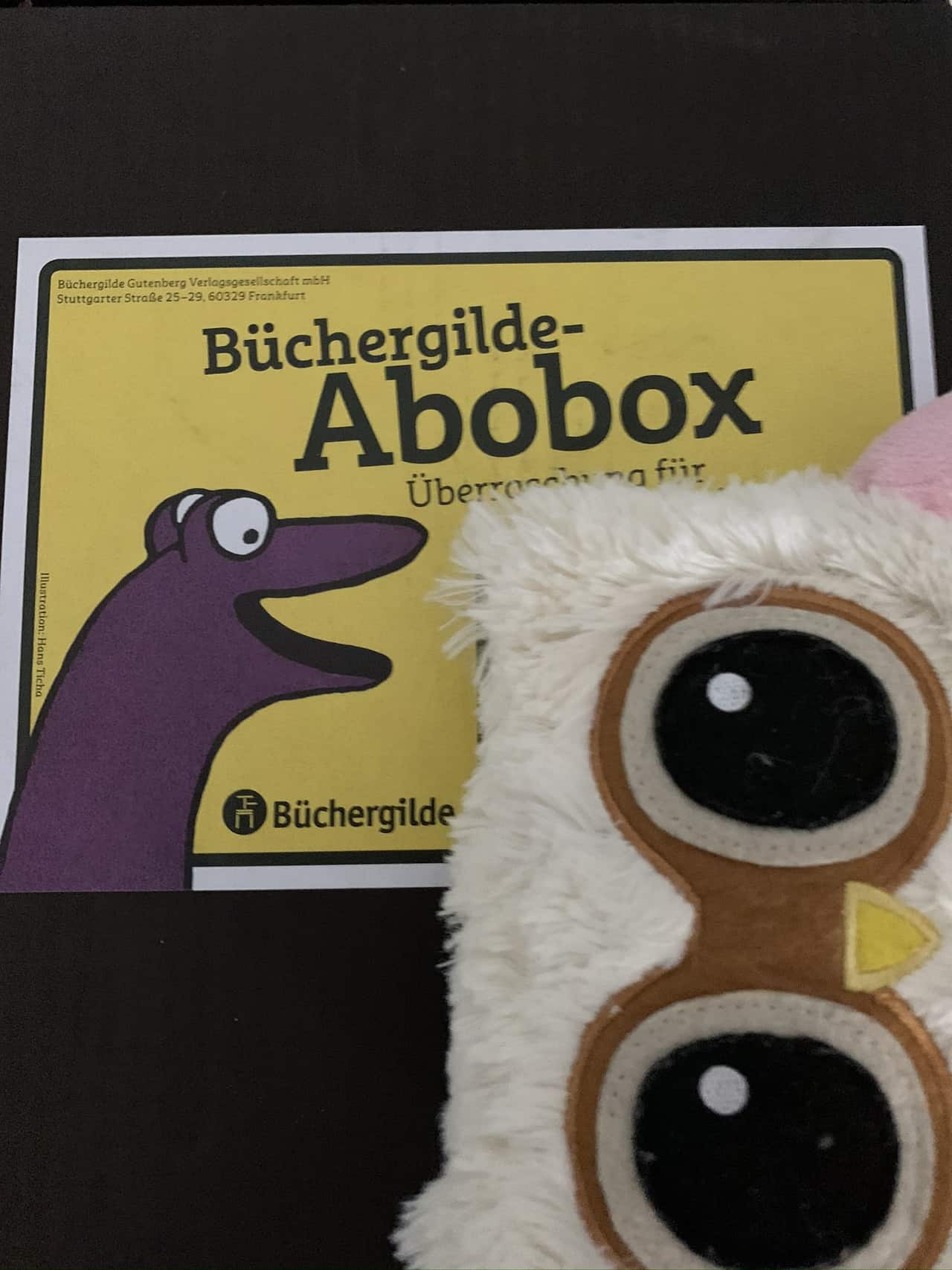 Büchergilde Abobox 4