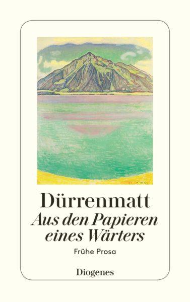 Werkausgabe Band 19 Prosawerk Diogenes Ulrich Weber