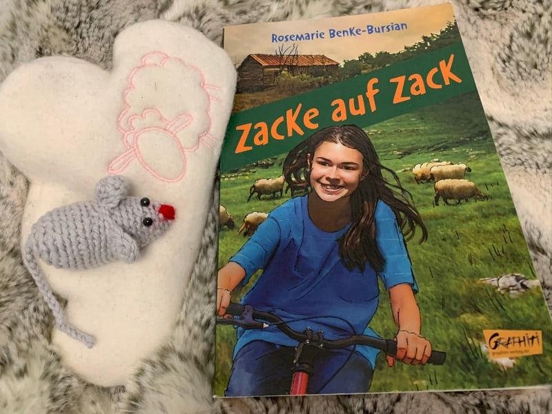 Zacke auf Zack - Rosemarie Benke-Bursian