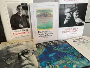 """Frühe Prosa WA19 Friedrich Dürrenmatt """"Aus den Papieren eines Wärters"""""""