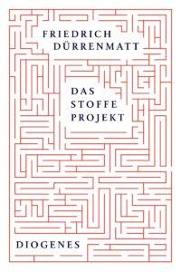 Stoffe-Edition Friedrich Dürrenmatt (Pressebild_das-stoffe-projektDiogenes-Verlag_72dpi