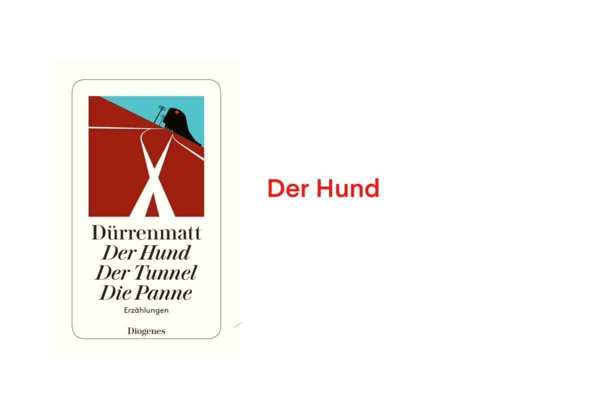 """""""Der Hund"""" von Friedrich Dürrenmatt"""