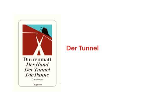 Der Tunnel Prosawerk Friedrich Dürrenmatt