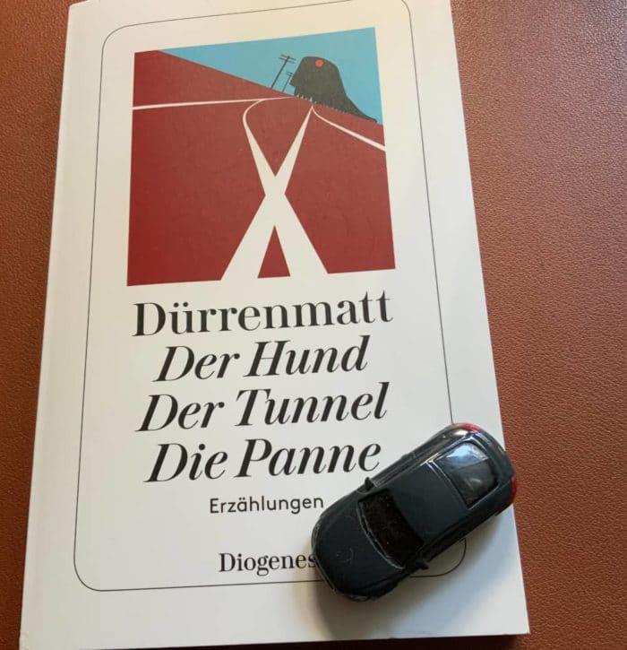 die Panne, Friedrich Dürrenmatt, Rezension
