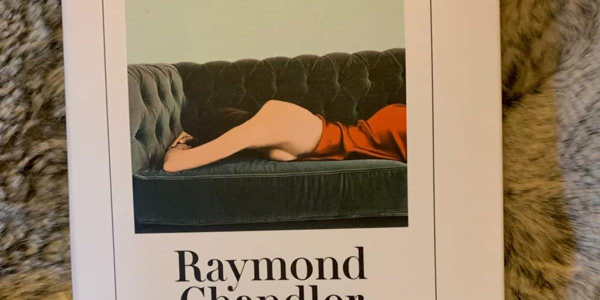 Der große Schlaf Raymond Chandler Titelbild