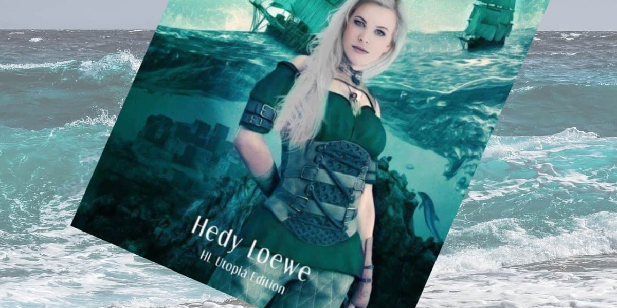 Planspiel Beta-Atlantis von Hedy Loewe