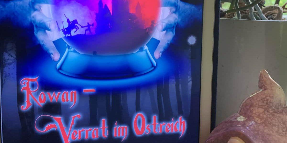 Rowan Verrat im Ostreich Aileen o'GrianTitelbild