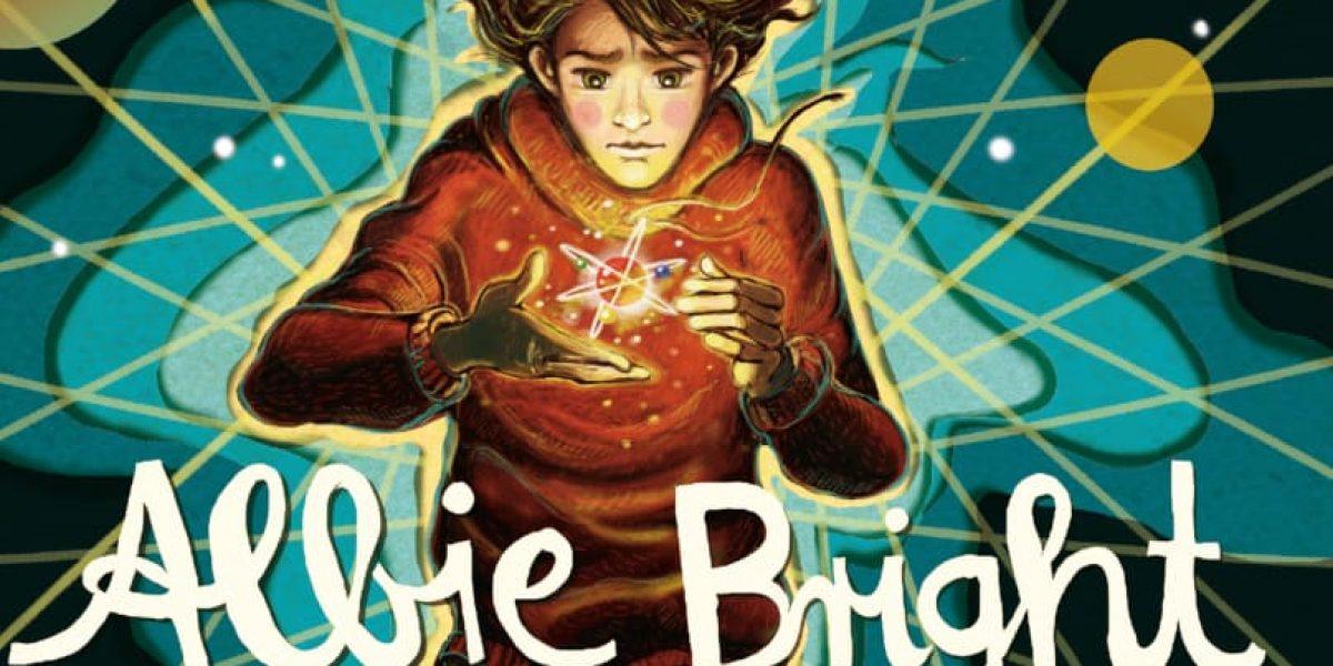 Albie Bright ein Universum ist nicht genug